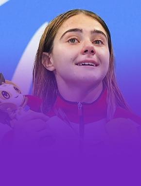 Анастасия Гонтарь – чемпионка XVI Паралимпийских игр в Токио